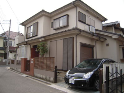 辻・江畠邸 (1)