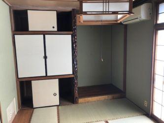 行田1F和室