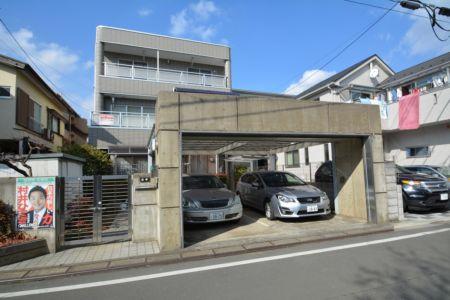 東浦和・石井邸左外観HP (6)