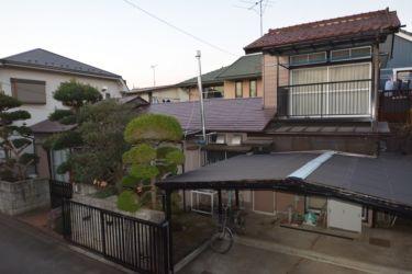 上新井5丁目斜め上方より・ (3)