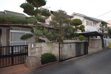 上新井5丁目石井邸・全景 (4)