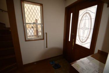 内宿台 (玄関)
