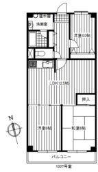北本スカイハイツ1007号室